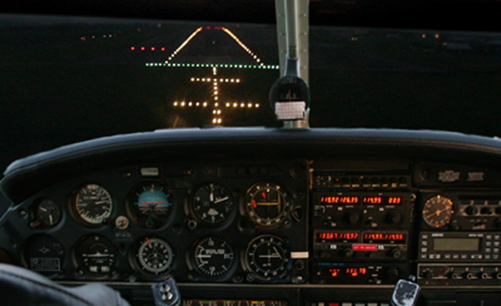 Night Ratings & Instrument ratings in Glass Cockpit aircraft
